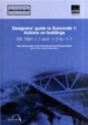 Designers' Guide to Eurocode 1