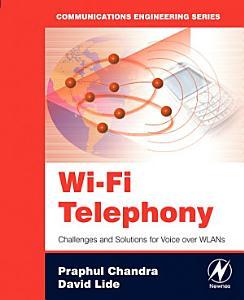 Wi Fi Telephony