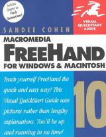 Macromedia FreeHand 10 for Windows and Macintosh PDF