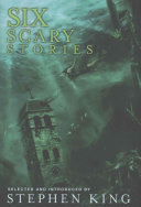 Six Scary Stories Book