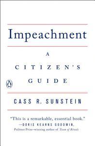 Impeachment Book