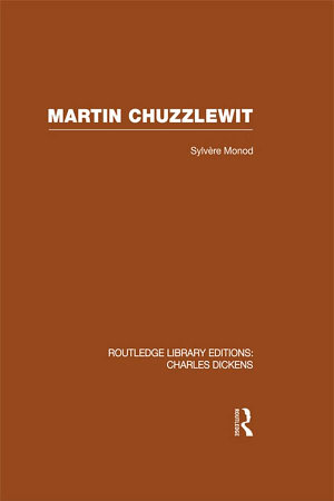 Martin Chuzzlewit  RLE Dickens  PDF