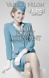 The Flight Attendant (( Audio )) - Erotic Novel: Edition Finest Erotica - Book & Audiobook
