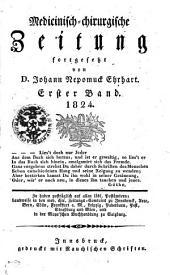 Medicinisch-chirurgische Zeitung: Band 1