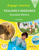Engage Literacy Teacher's Resource Levels 12-15 Extended Edition