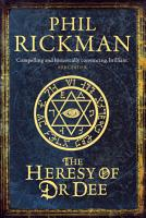 The Heresy of Dr Dee PDF