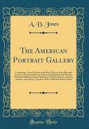 The American Portrait Gallery PDF