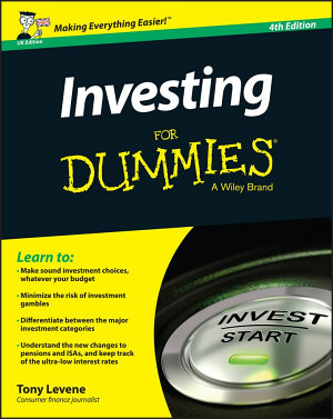Investing for Dummies   UK