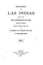 Historia de las Indias: Volumen 2