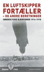 En luftskipper fortæller - og andre beretninger: Bind 9