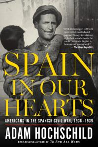 Spain in Our Hearts Book
