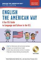 English the American Way  A Fun Guide to English Language 2nd Edition PDF