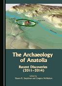 The Archaeology of Anatolia PDF