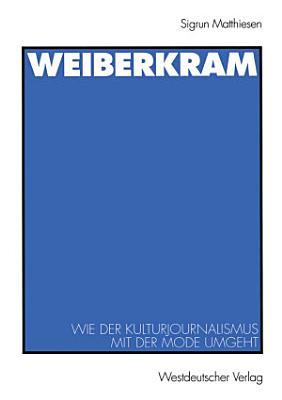 Weiberkram PDF