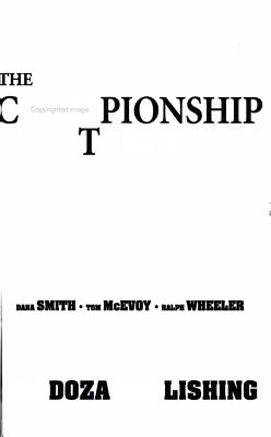 The Championship Table PDF