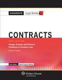 Contracts  Keyed to Knapp  Crystal  and Prince  7th Ed  PDF