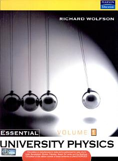 Essential University Physics  Volume 1  Book