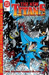 The New Titans (1988-1996) #61