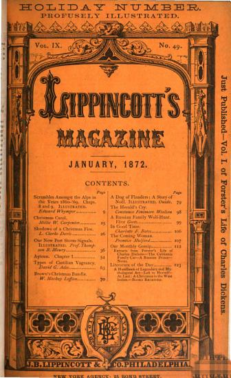 Lippincott s Magazine of Popular Literature and Science PDF
