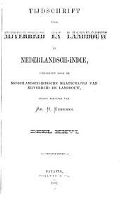 Tijdschrift voor nijverheid en landbouw in Nederlandsch-Indië: Volume 26