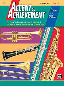 Accent on Achievement  Book 3 Book
