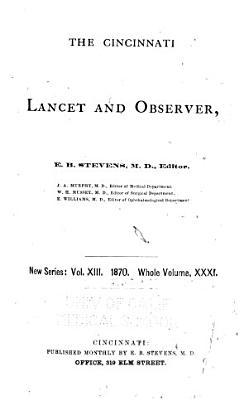 Cincinnati lancet and observer PDF