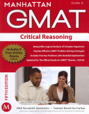 Manhattan GMAT Verbal Strategy Guide Set  5th Edition PDF