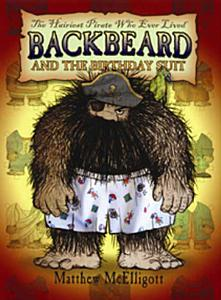 Backbeard and the Birthday Suit Book