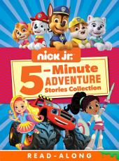 Nick Jr. 5-Minute Adventure Story Collection (Multi-property)