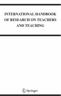International Handbook of Research on Teachers and Teaching PDF
