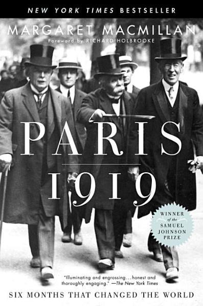 Download Paris 1919 Book
