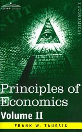 Principles of Economics: Volume 2