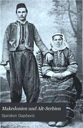 Makedonien und Alt-Serbien