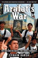 Arafat s War PDF