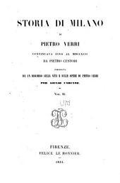 Storia di Milano: continuata fino al MDCCXCII da P. Custodi, Volume 2