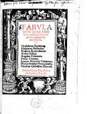 Fabvlarvm qvae hoc libro continentur interpretes, atq[ue] authores sunt hi