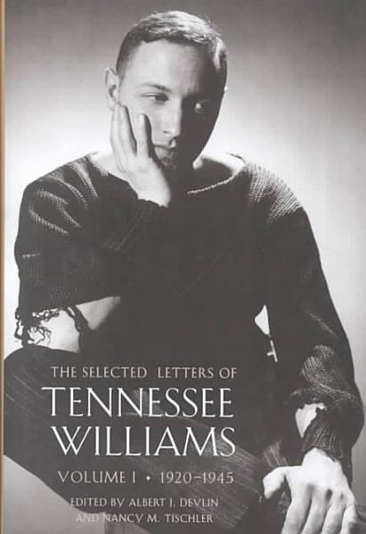 Download The Selected Letters of Tennessee Williams Book