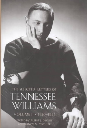 The Selected Letters of Tennessee Williams PDF