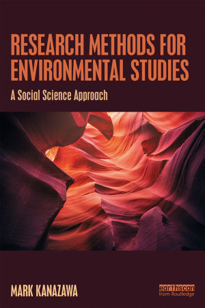 Research Methods for Environmental Studies PDF