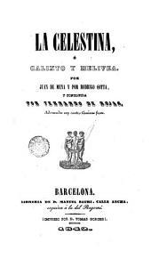 La Celestina: ó Calixto y Melivea