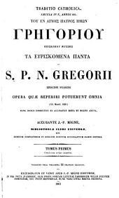 Patrologiae cursus completus ...: Series graeca, Volume 44