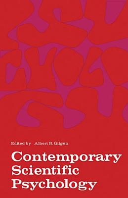 Contemporary Scientific Psychology