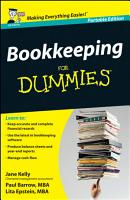 Bookkeeping For Dummies  UK Edition PDF