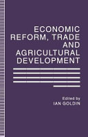 Economic Reform  Trade and Agricultural Development PDF