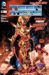 Teen Titans (2011-) #11