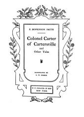 Colonel Carter of Cartersville: And Other Tales