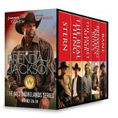 Brenda Jackson The Westmorelands Series Books 26-30: Stern\The Real Thing\The Secret Affair\Breaking Bailey's Rules\Bane