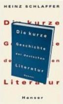 Die kurze Geschichte der deutschen Literatur PDF