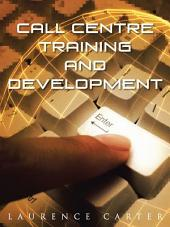 Call Centre Training and Development