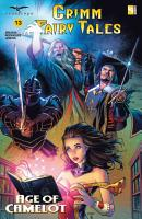 Grimm Fairy Tales Age of Camelot Issue  13 PDF